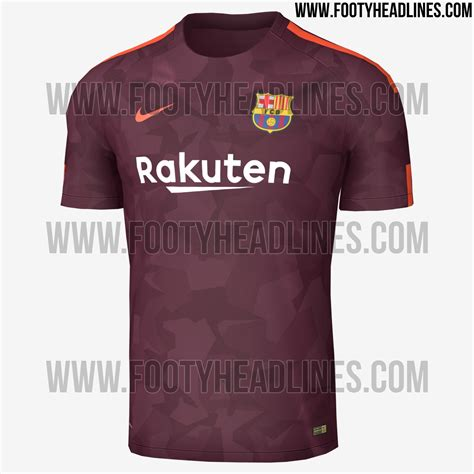 Barcelona 3rd 2017 Set this is the nike barcelona 2017 2018 third shirt