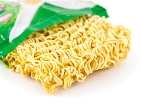 Instan Noodle untangling the facts about instant ramen noodles food