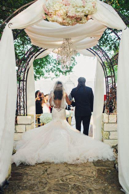 Shari Richards and Tyrell Gatewood's Romantic Austin