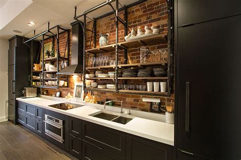 galley kitchen without upper cabinets the 25 best rustic galley kitchen ideas on pinterest