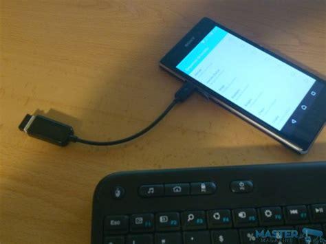 Pasaran Usb Otg teclado wireless de pc para usar en dispositivos m 243 viles