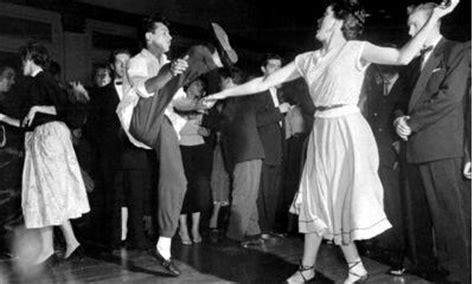 what year did swing dancing start riverwalk jazz stanford university libraries