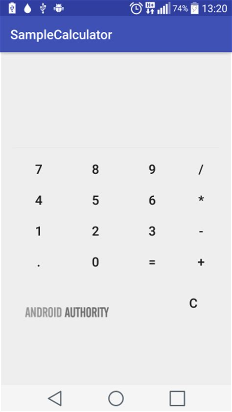 tutorial android calculator how to build a simple calculator app full tutorial with code