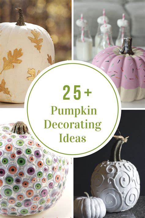 diy pumpkin decorating ideas  idea room