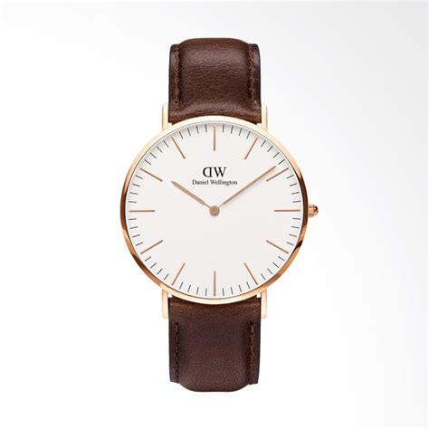 Jam Tangan Daniel Wellington Kulit jual daniel wellington classic bristol kulit jam