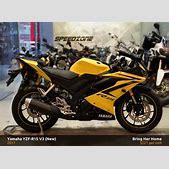 Yamaha YZF-R15 ...