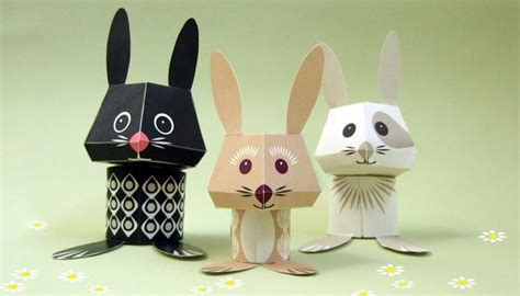 Animal Paper Crafts Designed By by Animal Paper Crafts Designed By Mibo Gadgetsin
