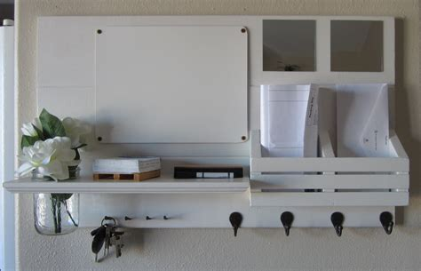 Entryway Shelf With Hooks White by Entryway White Wooden Shelf With Black Hooks And