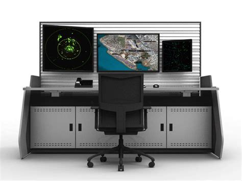 Ultra modern, state of art and human centric control room