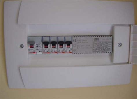 quadro elettrico per appartamento impianto elettrico in una civile abitazione seconda parte