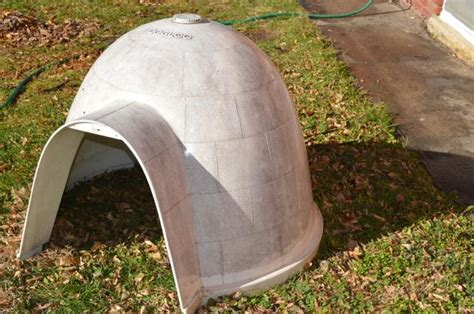 medium igloo dog house igloo dog house nex tech classifieds