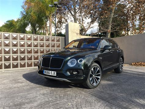 bentley bentayga 2016 2017 bentley bentayga diesel review caradvice