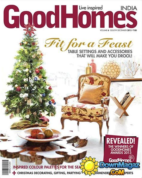 good home design magazines good homes india magazine december 2013 187 download pdf