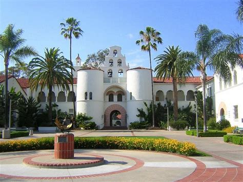National San Diego Mba Ranking by The 50 Best Colleges By The Sea Best College Reviews