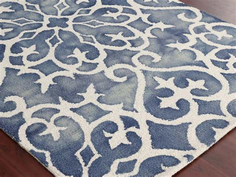 white and blue rug choose the blue and white rug editeestrela design
