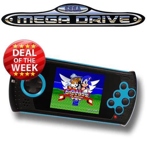 Deal Of The Week 20 At Max And by Deal Of The Week Sega Arcade Ultimate Portable With 20
