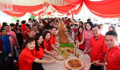 new year activities in kl mah sing celebrates new year across malaysia