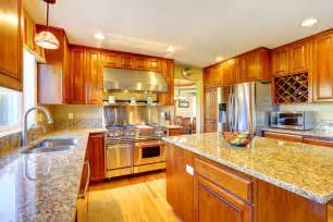 choose oak kitchen cabinets for kitchen furniture