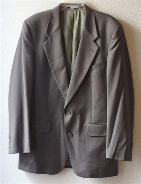 burberry sport coat 100 wool jacket vintage mens fashion