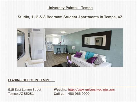 one bedroom apartments in tempe az university pointe apartments in tempe az near asu by