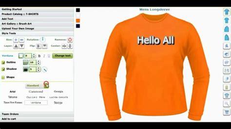 design t shirt program mac top 10 best free t shirt design software online creative