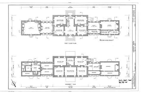plantation style floor plans historic southern plantation floor plans luxamcc