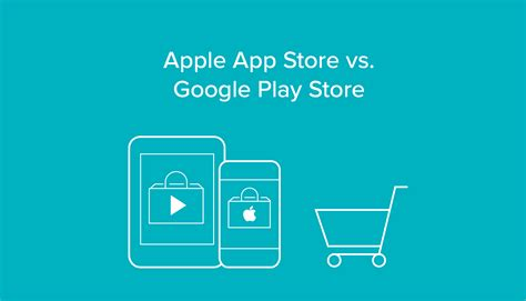 app store vs google play whats hot and whats not chart of the week apple app store vs google play store