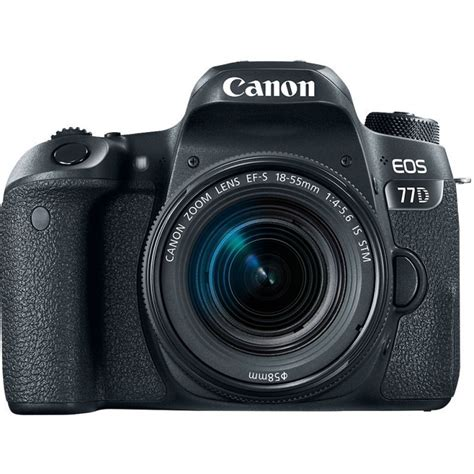 Canon X7 Kit 18 55mm Is Stm Paket Wow Kamera Dslr Canggih Handy canon eos 77d 18 55mm is stm kit dslrs photopoint