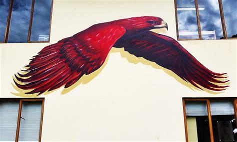 spray painters kzn giffy duminy artist spray paint bird flying