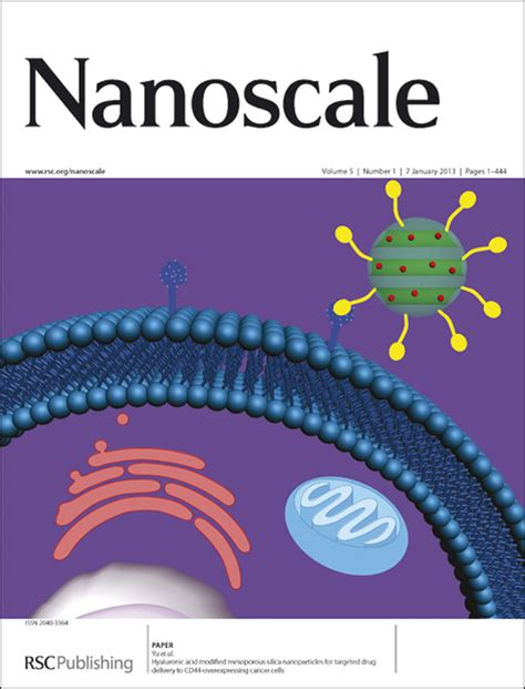 Nano Research Letter Impact Factor 2012 Nanoscale Most Read Articles In 2012 Nanoscale