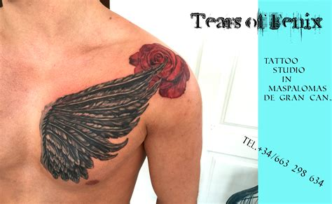 tailor made tattoo maspalomas gallery tears of fenix studio