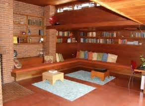 Frank Lloyd Wright Home Interiors bernard schwartz house frank lloyd wright usonian interiors