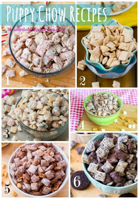 puppy chow cookies 17 best images about muddy buddies on