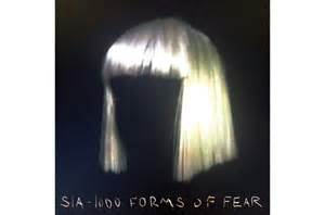 Sia Chandelier Album Sia S 1000 Forms Of Fear Album Gets Release Date Track List Billboard