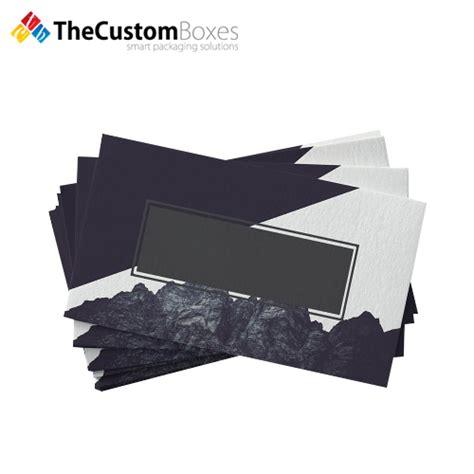 Custom Made Business Cards