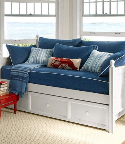 daybed slipcovers washable piped daybed slipcover with skirt