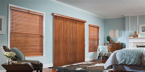 Vertical Blinds For Sliding Glass Doors Roselawnlutheran Wood Blinds For Patio Doors