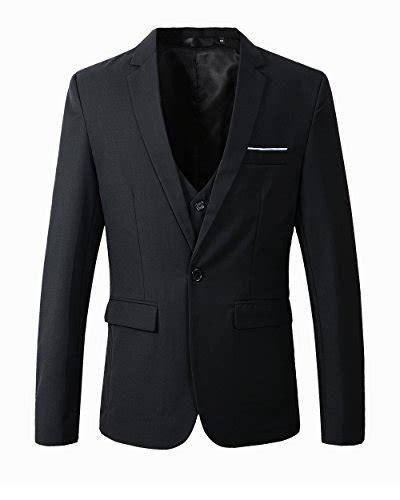 Set Slim Fit Blazer Vest benibos s slim fit suit blazer jacket tux vest 3
