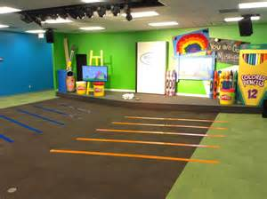 Kids Study Room Idea simple kidmin creative seating for children s ministry