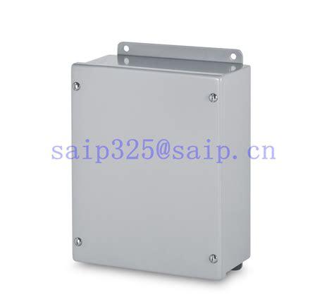 Box Panel Stainless Steel Custom outdoor electrical stainless steel metal weatherproof