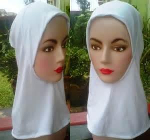 Inner Rajut Dalaman Kerudung macam macam daleman jilbab atau kerudung indozipper