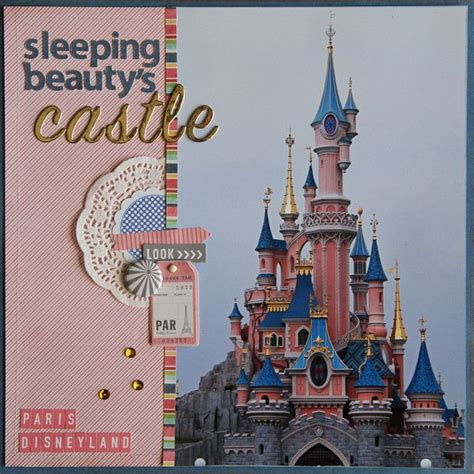 Sleeping Castle Papercraft - 17 best images about scotland scrapbook ideas on