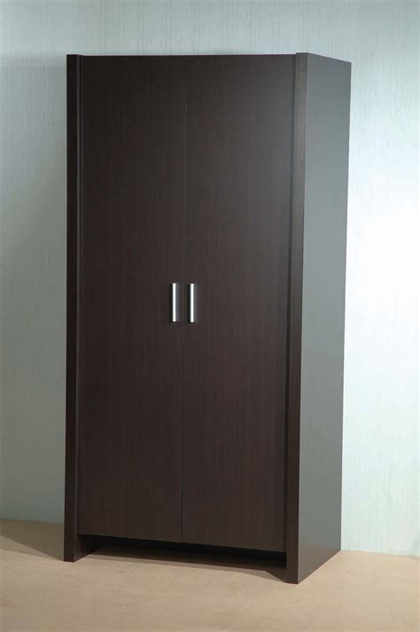 Two Door Closet Metal Wardrobe Armoire Ideas Advices For Closet Organization Systems