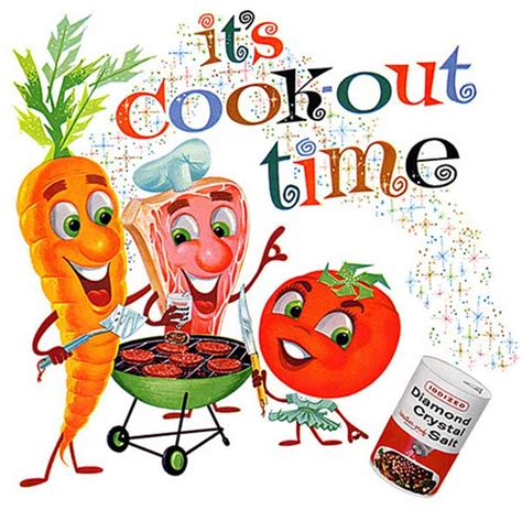 cookout clipart it s cookout time the retroist