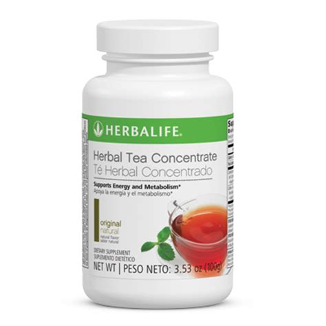 Teh Thermo Herbalife thermojetics tea 100g herbalife independent distributor