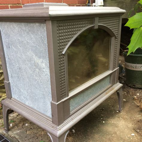 Used Soapstone Stoves For Sale - find more woodstock soapstone wood stove hardly used for