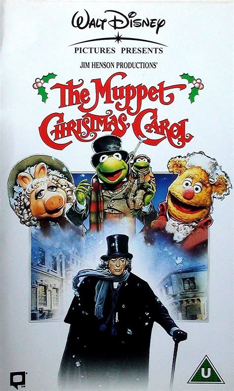 youtube christmas carol 2001 digitized opening to the muppet carol vhs uk