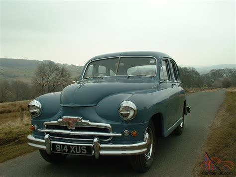 phase one for sale 1952 standard vanguard phase 1 what a rarity and what an