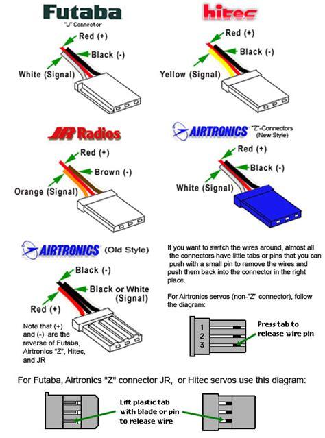spektrum servo wiring spektrum get free image about