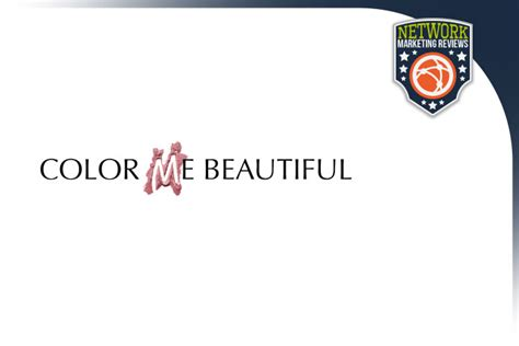 color me beautiful color me beautiful cosmetics book review mlm scam
